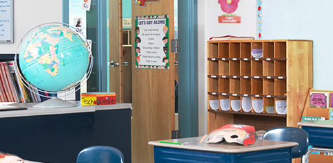 Classroom Organization Ideas from Velcro Industries