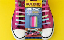 VELCRO® Brand One-Wrap® Brights Sneaker