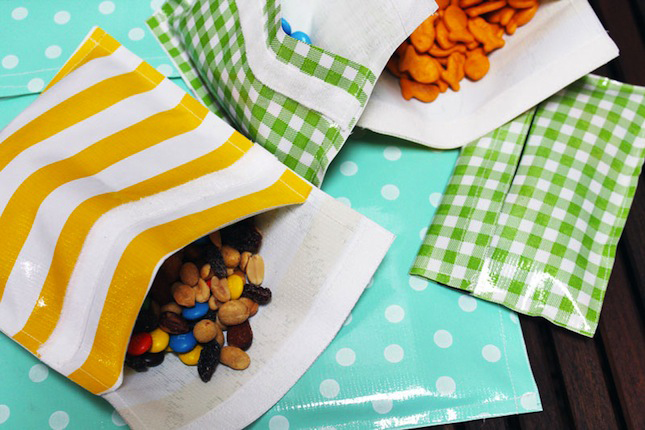 Trail Mix Snack Pack Brit VELCRO® BRand