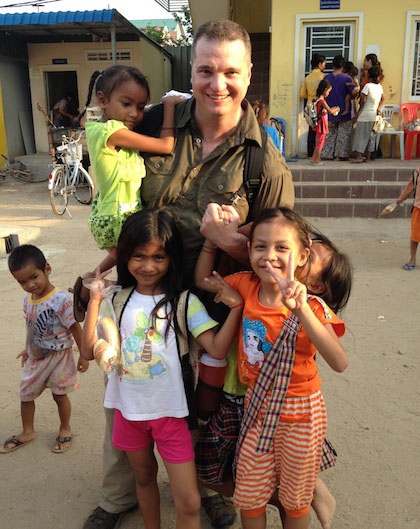 Velcro Industries Cambodian Childrens Fund Will Friends