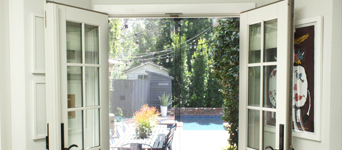 diy screen door solution
