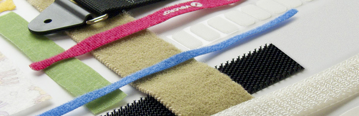 Industrial VELCRO® Brand Straps, Laminates, and Shapes