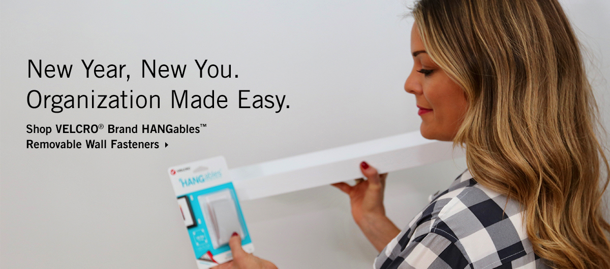 Shop HANGables™ Removable Wall Fasteners| VELCRO® BRAND