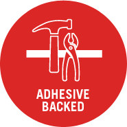 Adhesive Backed VELCRO® Brand Fasteners