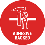 Adhesive Backed VELCRO® Brand Products