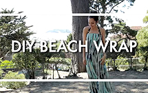 Brit Morin Beach Wrap