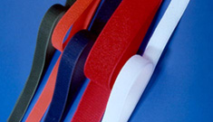 Heat Solvent VELCRO® Brand hook and loop tapes