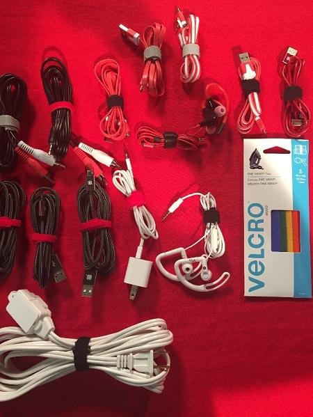 VELCRO Brand ONE-WRAP Ties