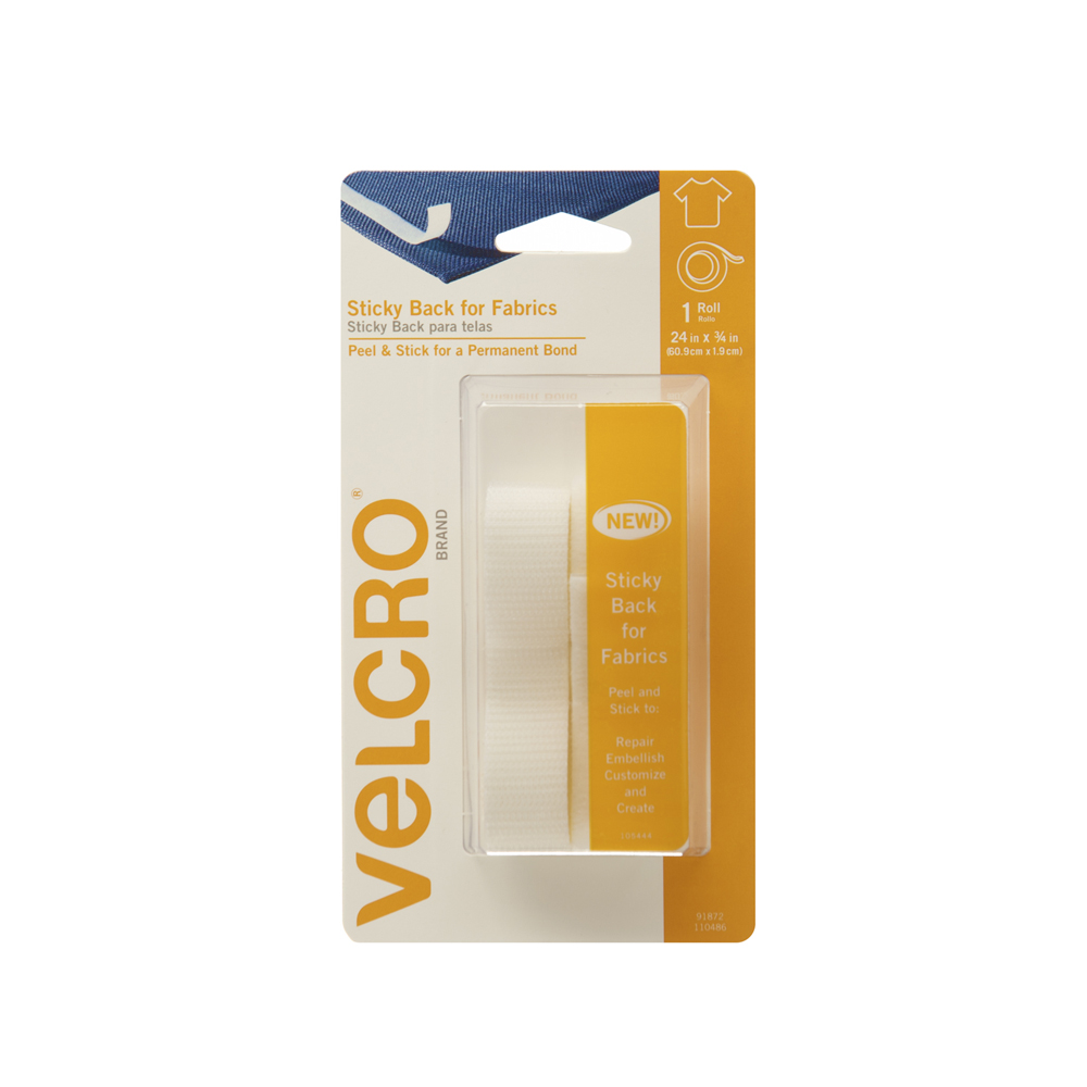 buy velcro brand iron on fasteners for fabrics. Black Bedroom Furniture Sets. Home Design Ideas