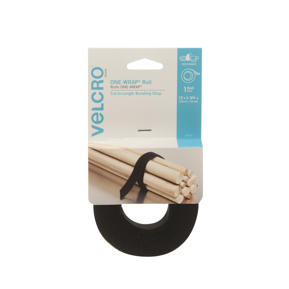 Buy VELCRO® Brand One-Wrap® Tie Rolls Online