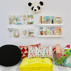 DIY Kids Space by Sabrina Soto