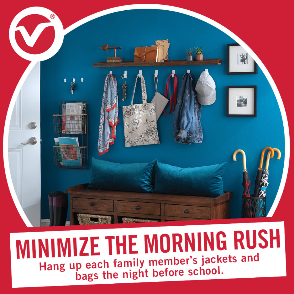Back to School Tips for 2020- Minimize the Morning Rush