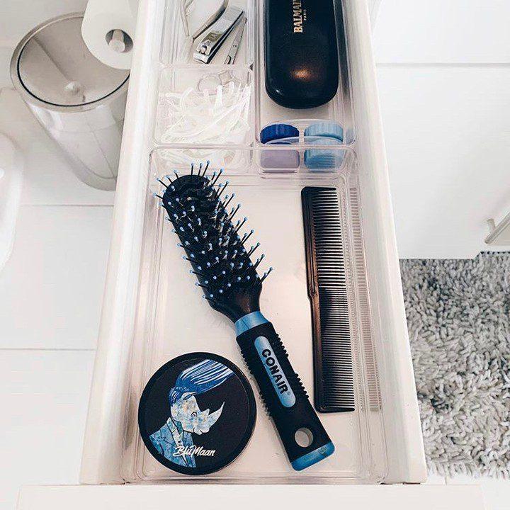 Spring Cleaning Checklist - organize bathroom vanity