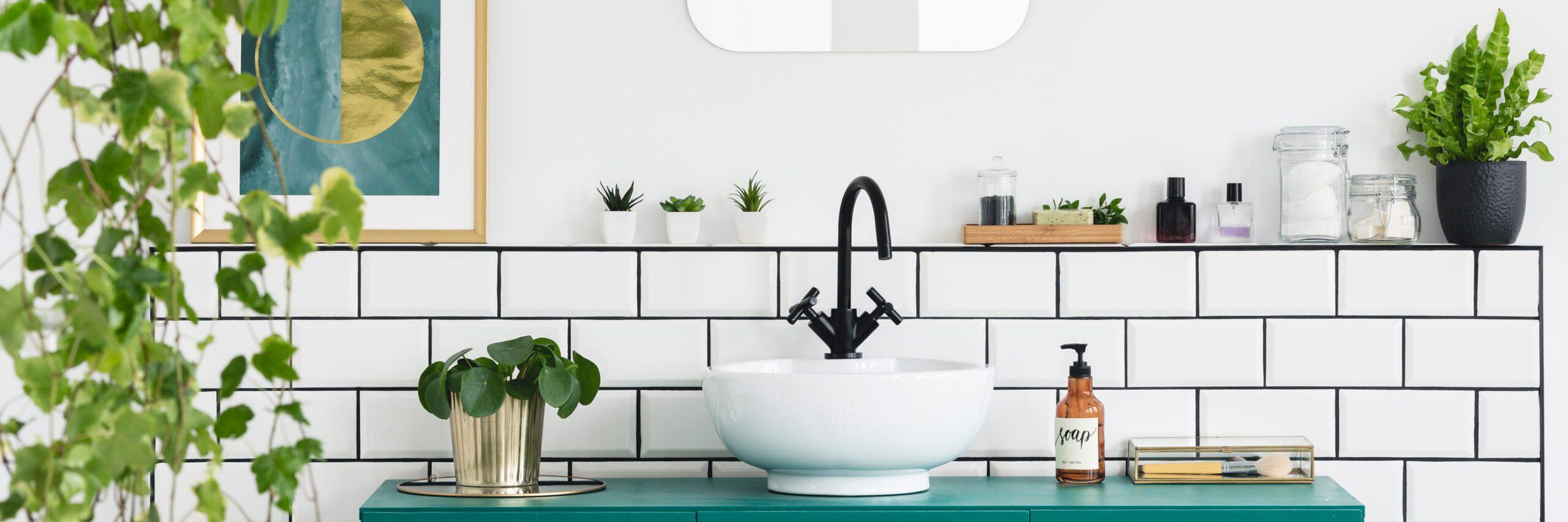 Spring cleaning checklist - bathroom