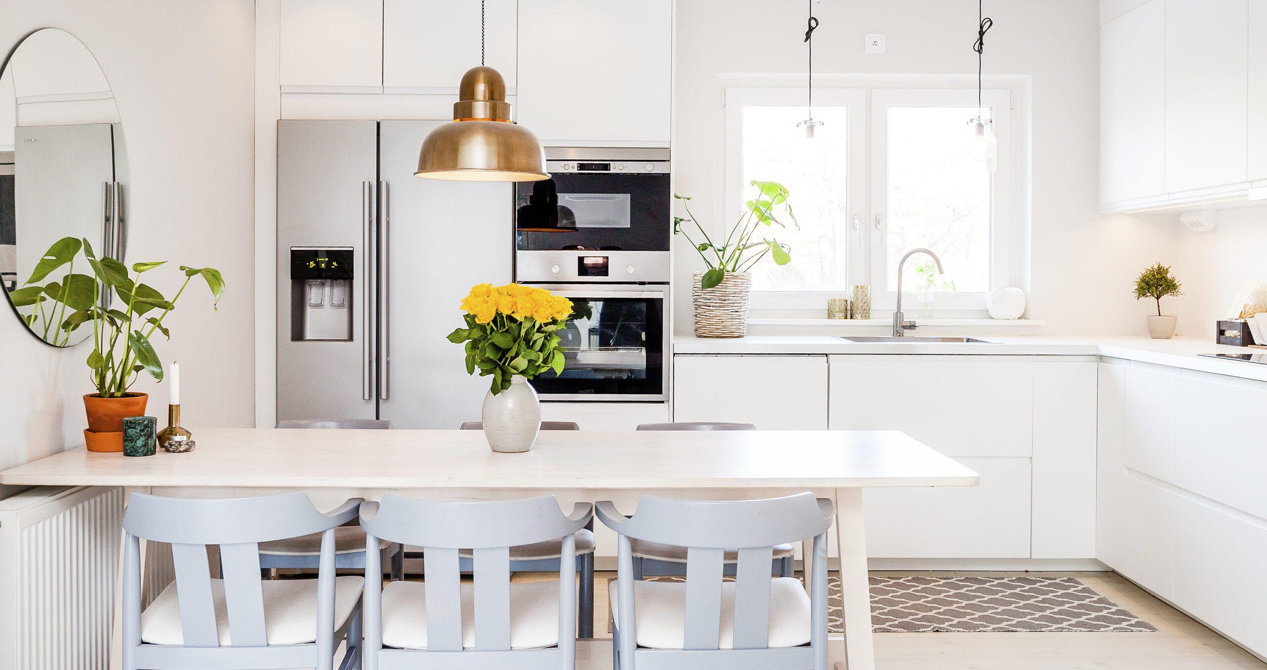 spring cleaning checklist - kitchen