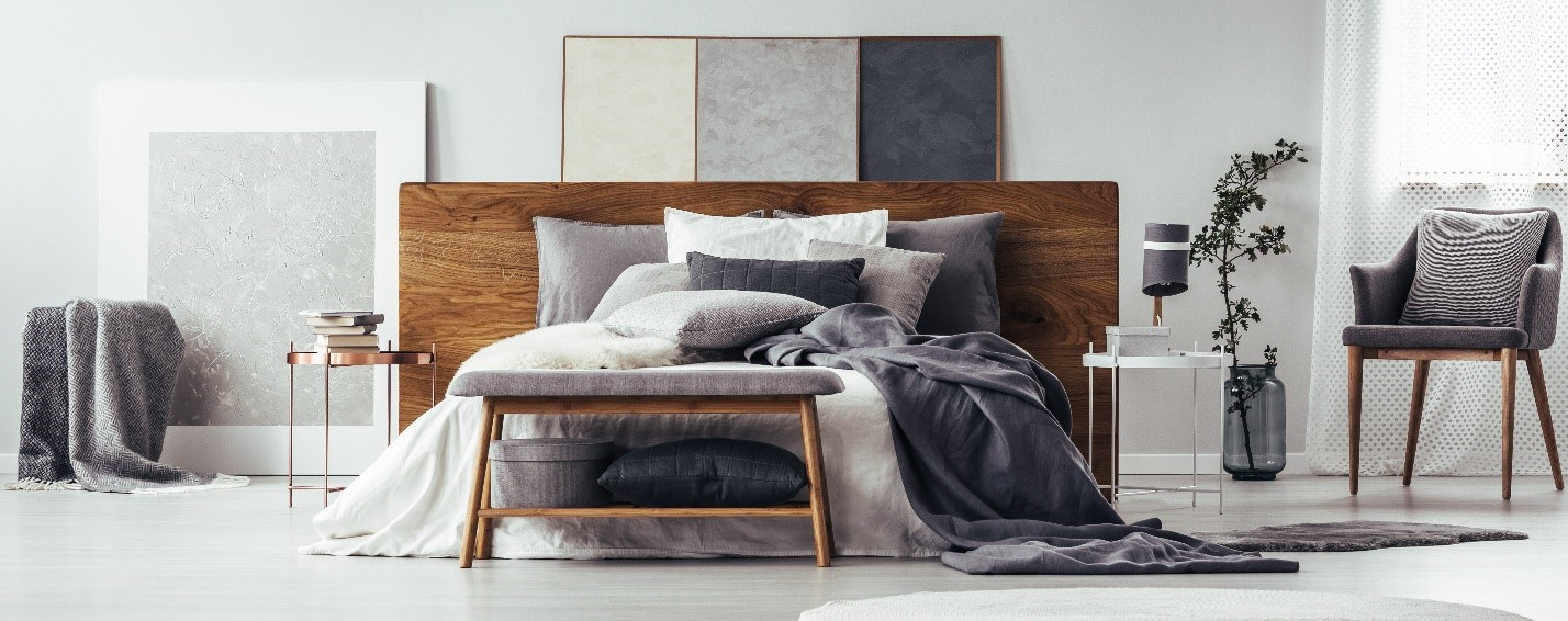 spring cleaning checklist - bedroom